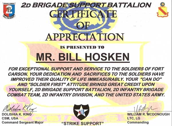 Military Certificate Of Appreciation Template. Colorado Springs Brazilian  Jiu Jitsu .  Army Certificate Of Appreciation