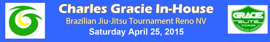 Charles Gracie Reno In-House Tournament