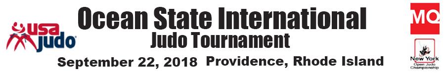 2018 Ocean State International Judo Tournament